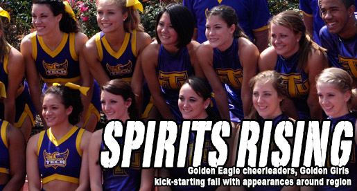 Events around region beckon Golden Eagle fans