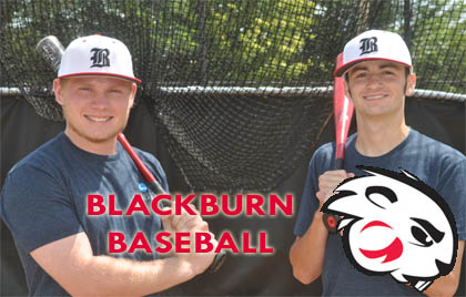 Blackburn College Baseball Duo Attends NCAA Function