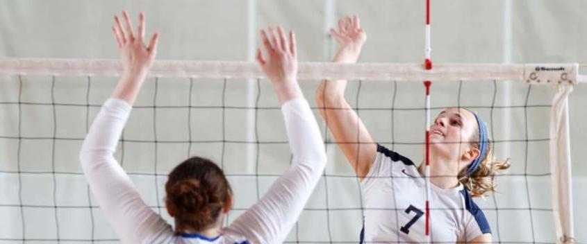 Hood, Berens lead volleyball past Emerson in three
