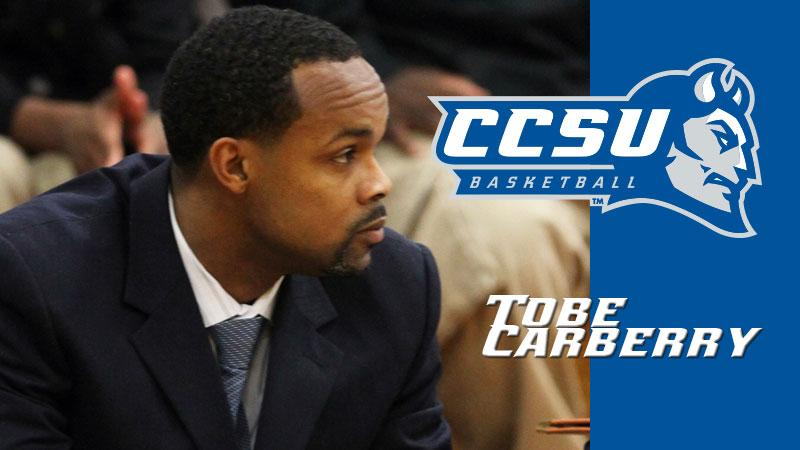Carberry Named Assistant Men's Basketball Coach