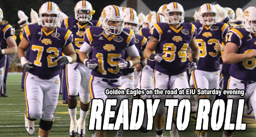 Golden Eagles open OVC play on the road at Eastern Illinois