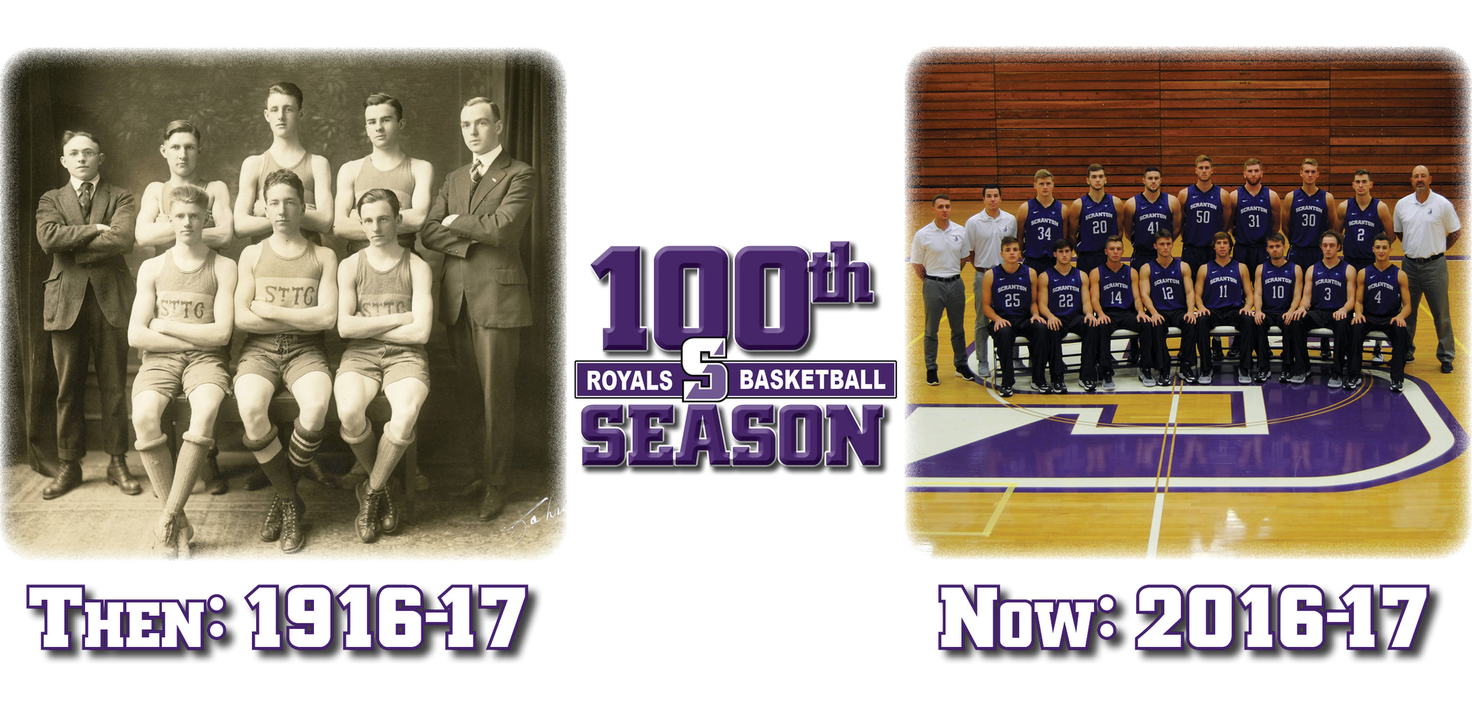 Men's Basketball To Tip Off 100th Season In Program History On Friday
