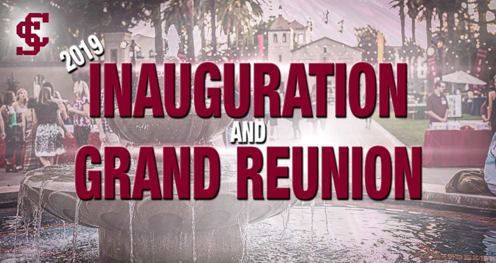 Athletics Events Set for Inauguration and Grand Reunion Weekend
