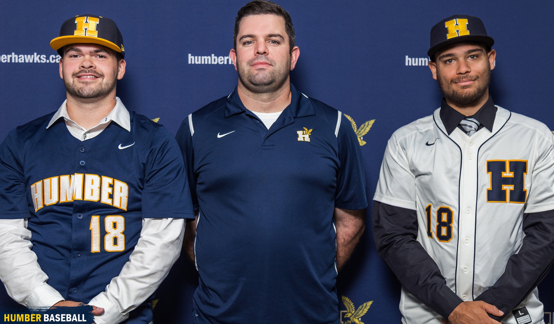 Humber Baseball Adds Two More Recruits to 2018 Signing Class