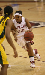 Bronco Women's Basketball Returns To The Leavey Center For Rivalry Series Friday Night