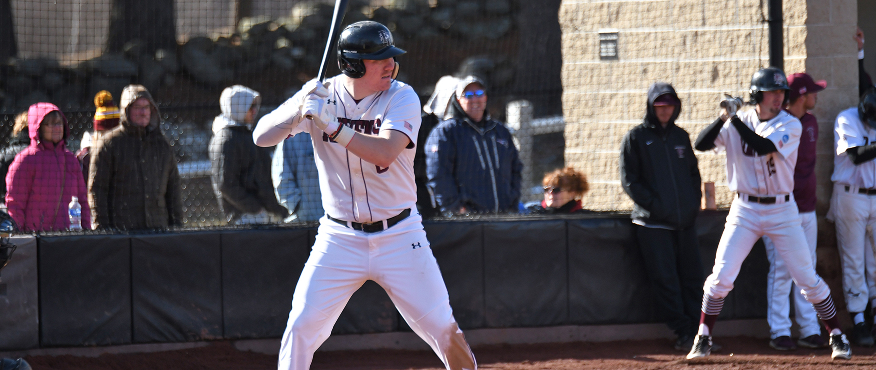 Six-Run First Dooms Baseball in 12-4 Loss at SNHU