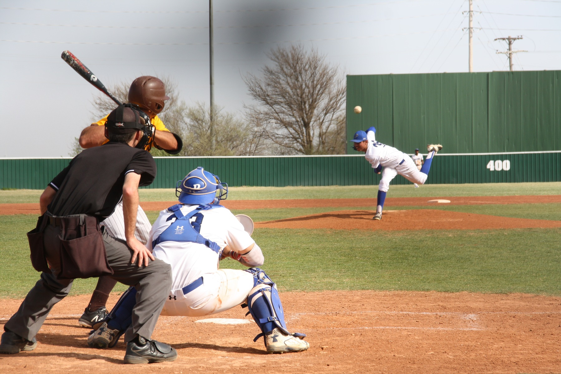 Broncbusters beat the wind and Pratt in critical conference series