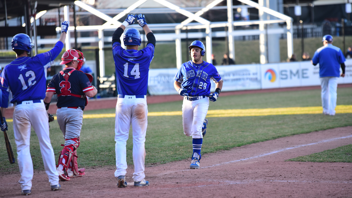 Fannon's Walk-off, Walkowiak's Sacrifice Fly Spur Comeback Wins for Lawrence Tech in Series Win Over Cleary