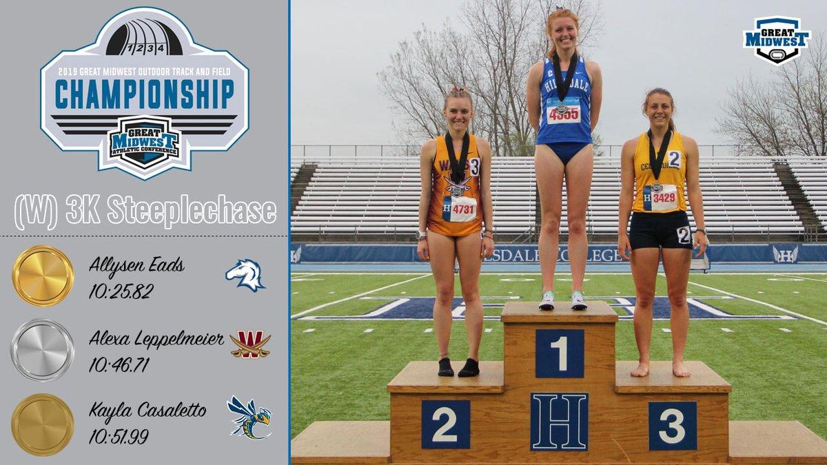 Four Cavaliers Crowned G-MAC Champions, Women Finish Second