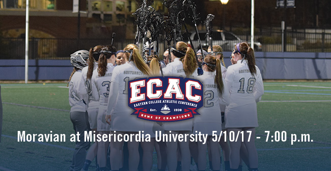 Greyhounds Receive Berth to 2017 ECAC DIII Women's Lacrosse Championship Tournament