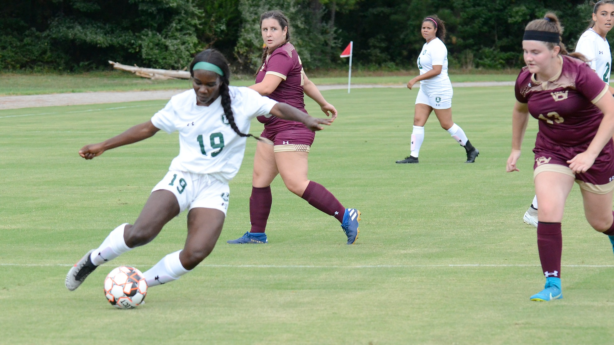 Women's Soccer Falls Short Against USC Lancaster