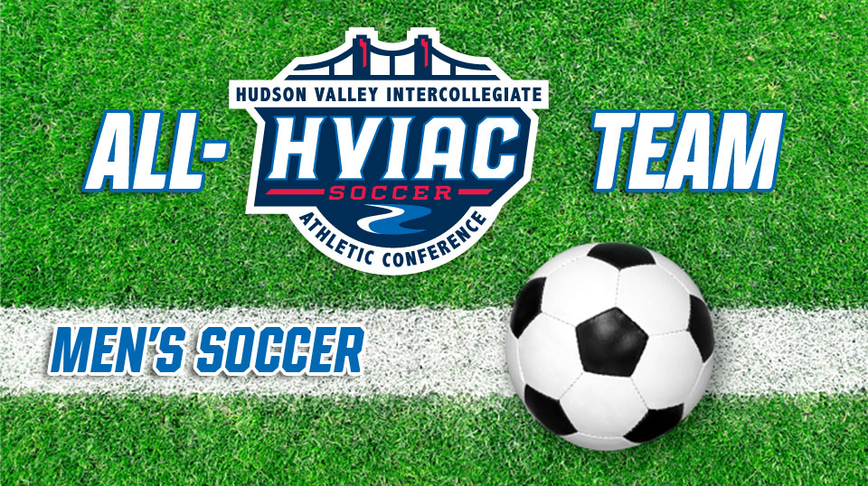Loefgren Tapped Player of the Year as All-HVIAC Men's Soccer Team Announced