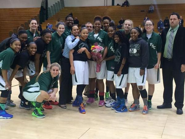 Rams Fall to Mount Saint Vincent on Senior Day