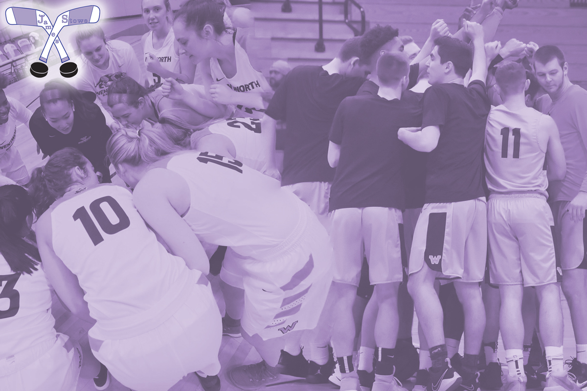 MORE THAN A GAME: Wentworth Basketball to Host Testicular Cancer Awareness Event