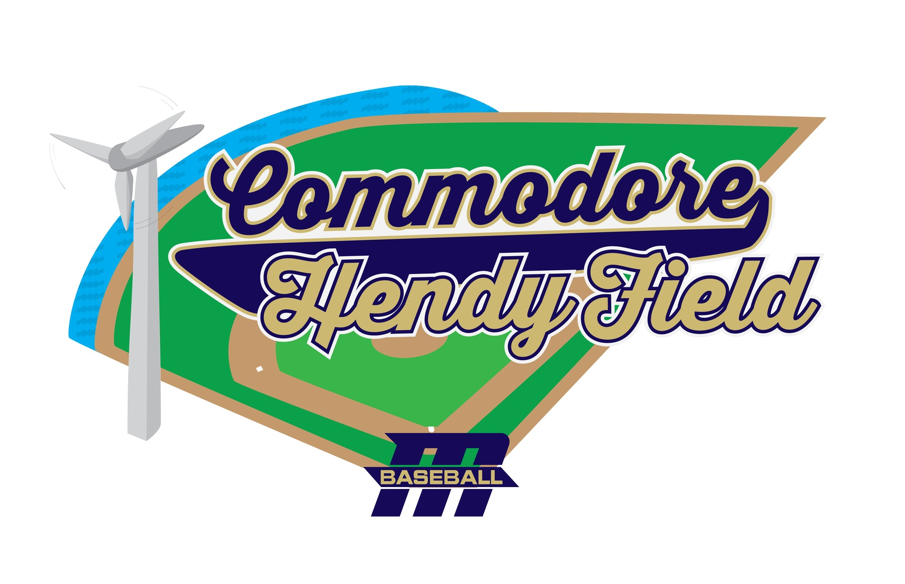 Pre-Game Ceremony to Mark Maritime's Hendy Field Renovations