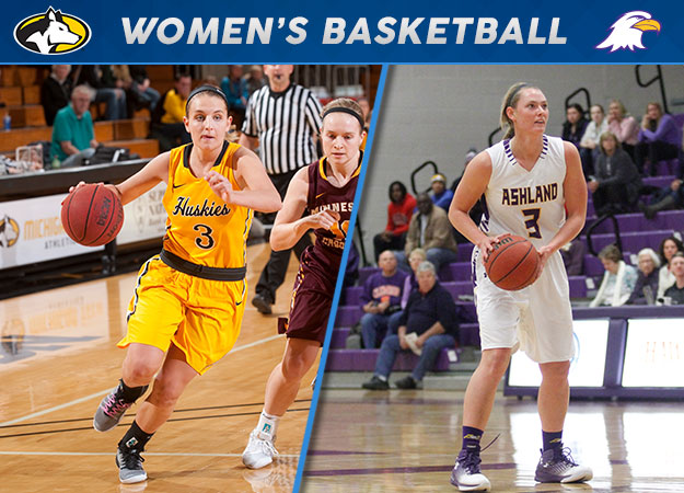 Michigan Tech's Anderson, Ashland's Snyder Selected GLIAC Players of the Week