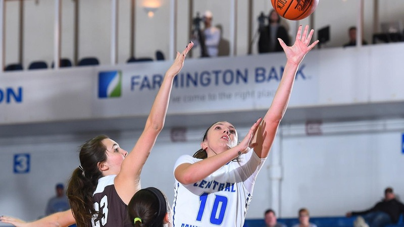Women's Basketball Shorted by Brown, 78-55, on Thursday