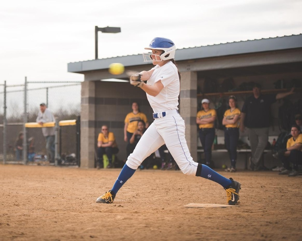 SB: Wildcats Split NEAC Double Header With Penn College.