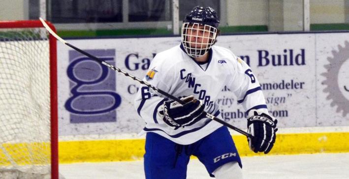 Hughes named MCHA Freshman of the Week