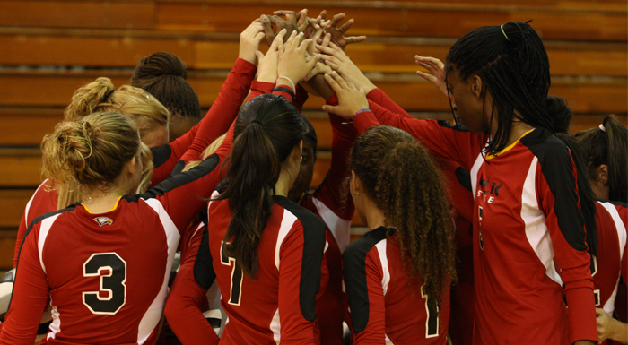 Volleyball Releases 2012 Schedule
