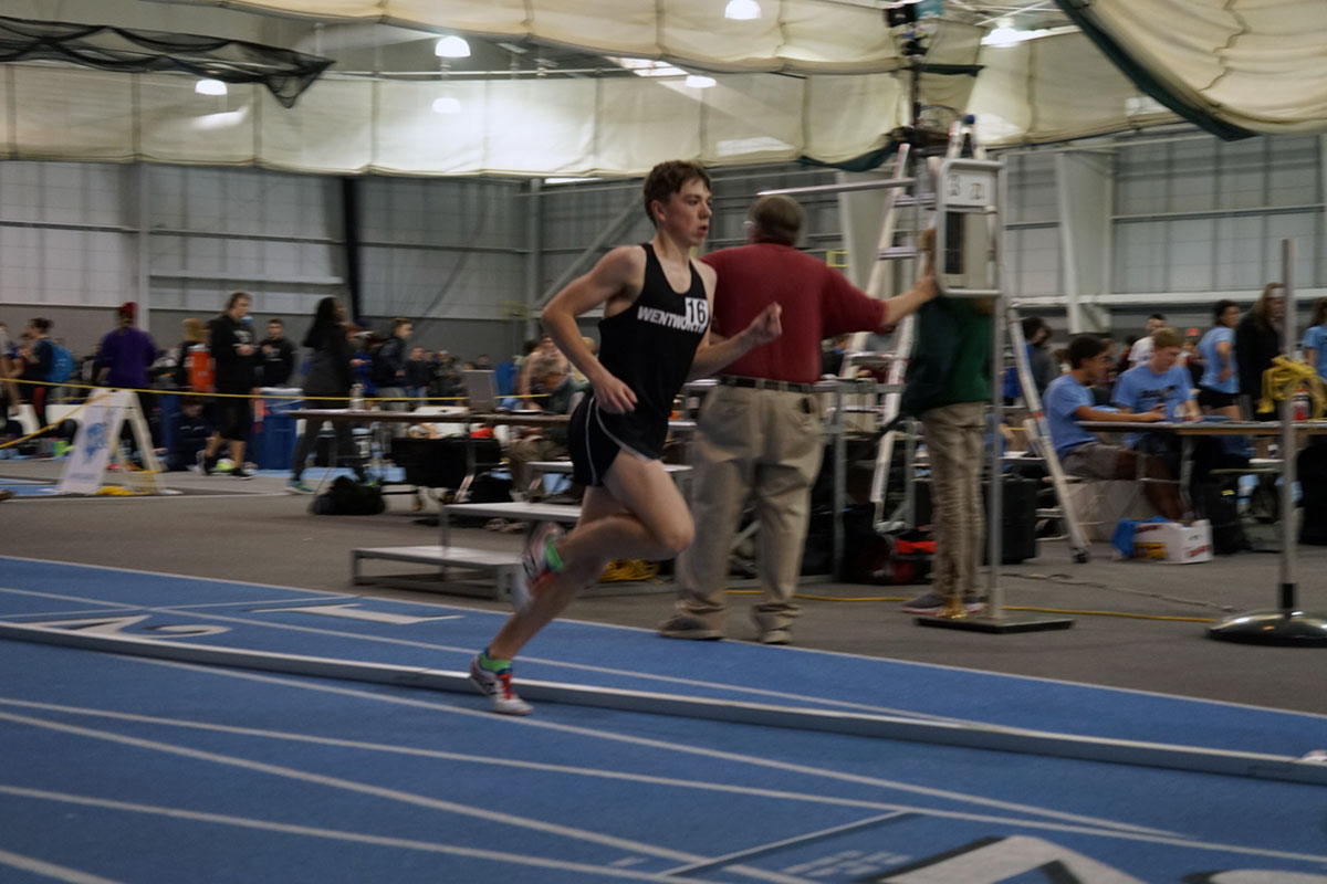 Indoor Track Completes Weekend at USATF New England Championships