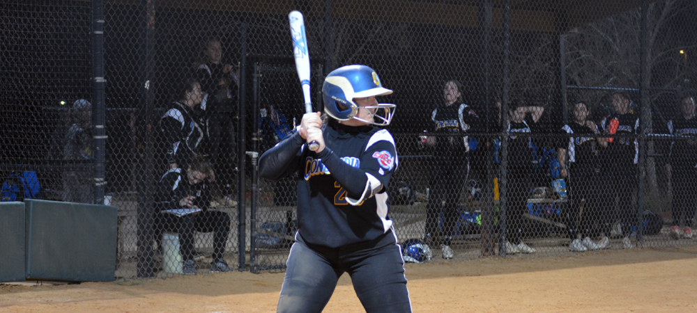 Softball Sweeps Goldey-Beacom in Opening CACC Doubleheader