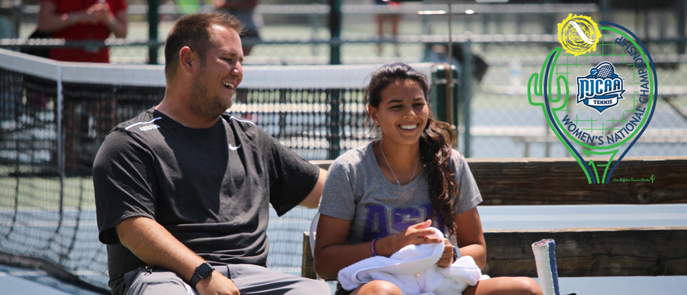 ASA Miami Tennis Advances All Nine Flights To NJCAA Women's Quarterfinals