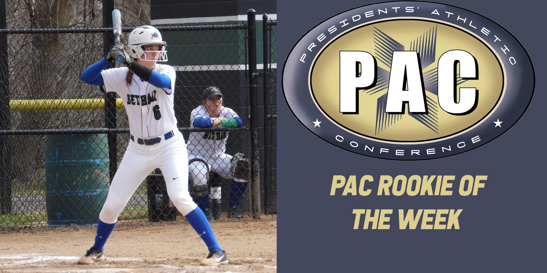 Oberthur Earns PAC Weekly Honors