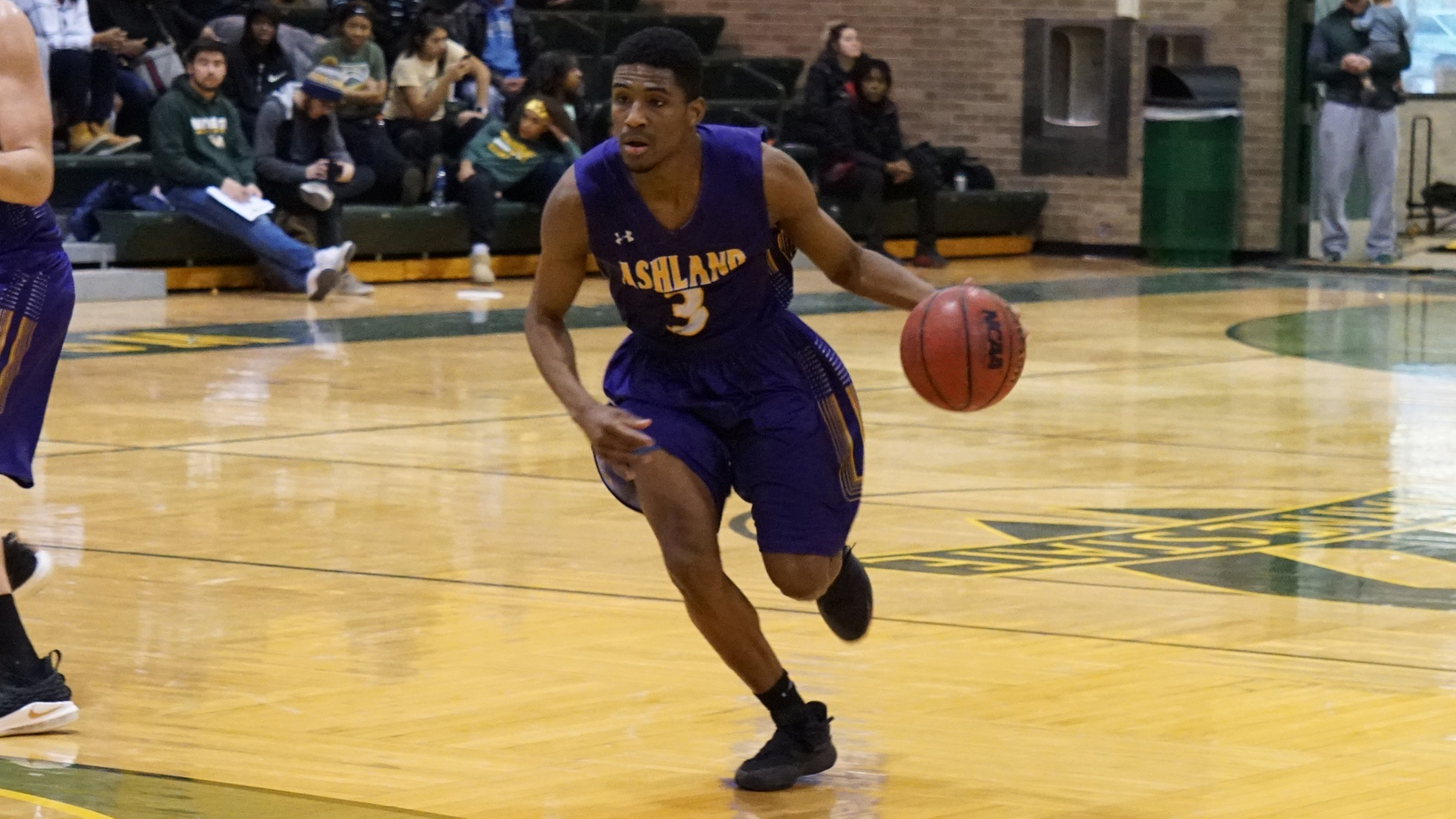 Haraway's Jumper With 1.3 Seconds Left Lifts No. 7 Ashland