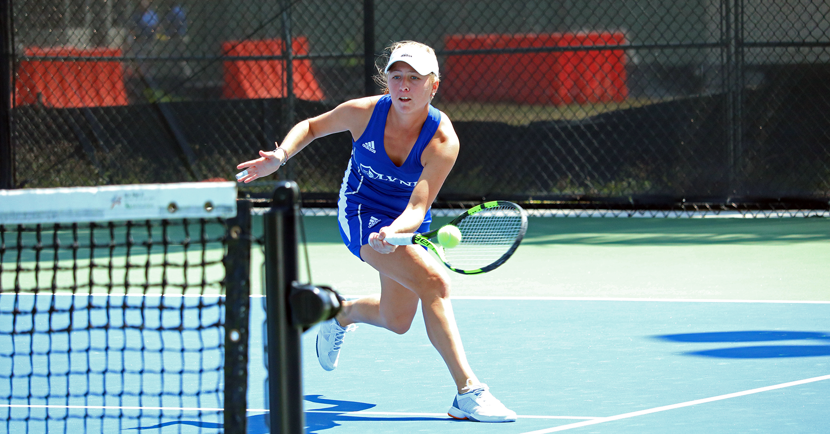 Women's Tennis Sweeps Saint Leo in Regular Season Finale