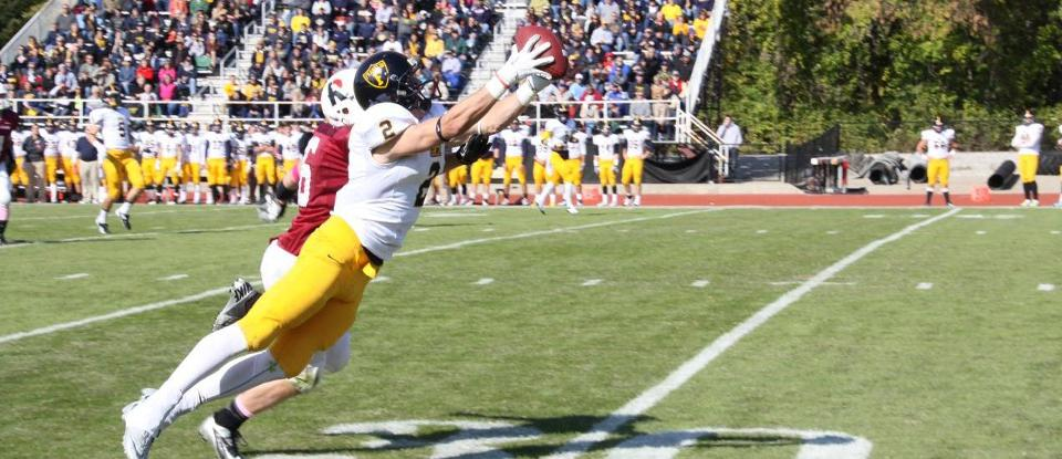 Linville, West Power No. 12 Football Past Rose-Hulman 64-14