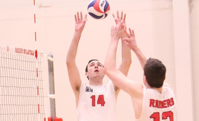 Raider Preview (Feb. 12): Miller Driving Hype Train for Men's Volleyball