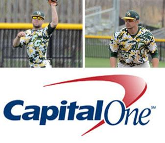 Petosa, De Jong Voted To Capital One Academic All-District Baseball Squad