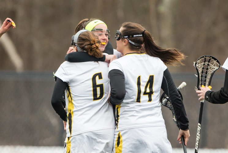 Strong First Half Propels Westfield State Past Women's Lacrosse 13-8