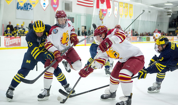 Ferris State Hockey Announces Five-Member Recruiting Class