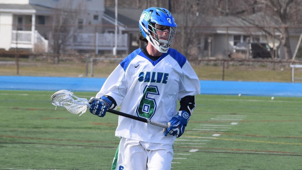 UNE topped Salve Regina 16-14 in CCC play (Photo by Andrew Pezzelli).