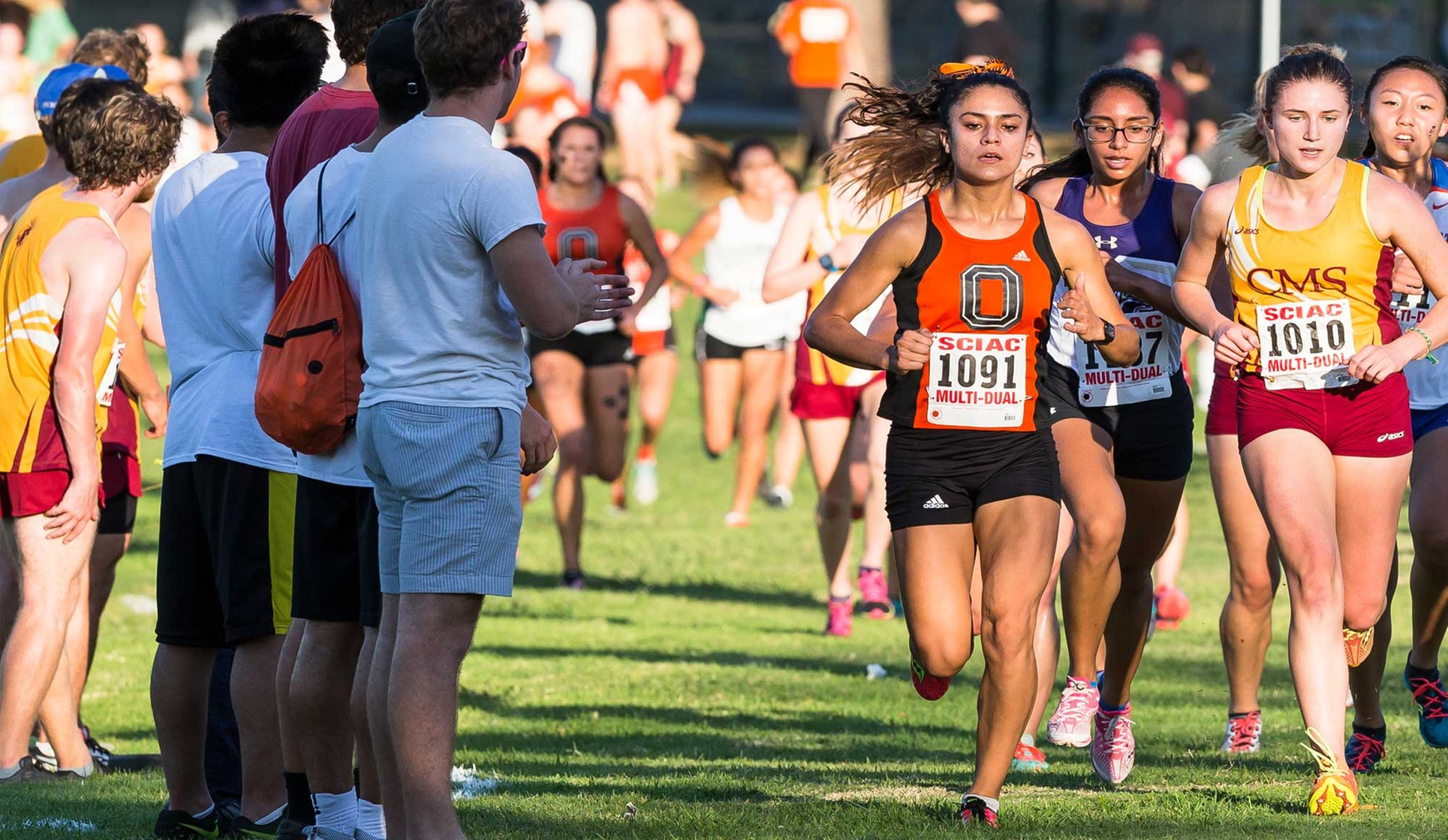 Valle, Tigers Finish Second in SCIAC