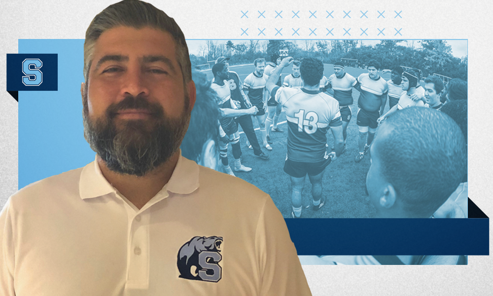 Michael Barbieri Joins the Men's Rugby Coaching Staff