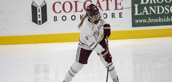 Eldridge breaks NCAA Division 1 program record in loss to No. 6 Cornell