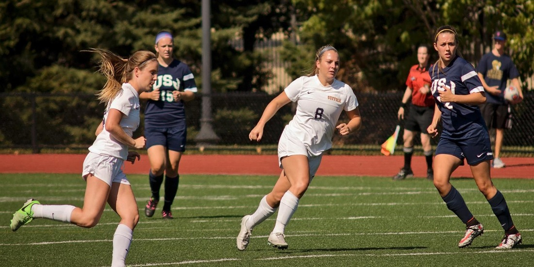 Women's Soccer Edged by Johnson & Wales, 4-1