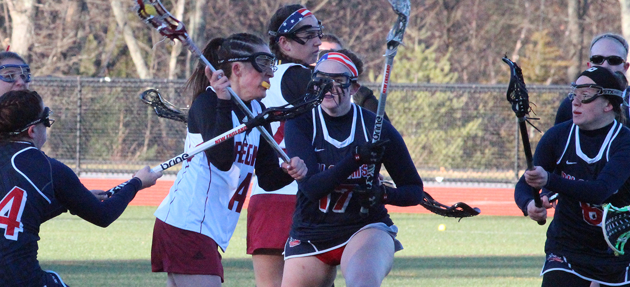 Women's Lacrosse Tops New England College In Home Opener