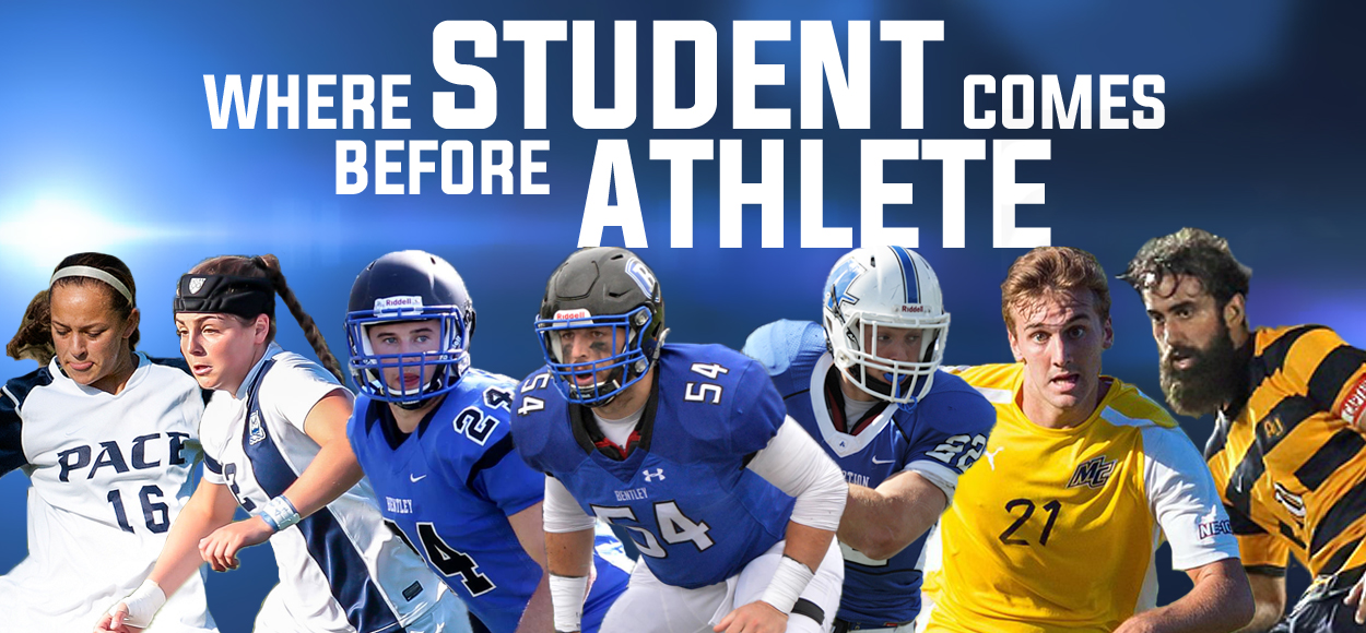 Seven Fall NE10 Student-Athletes Garner CoSIDA Academic All-America Recognition