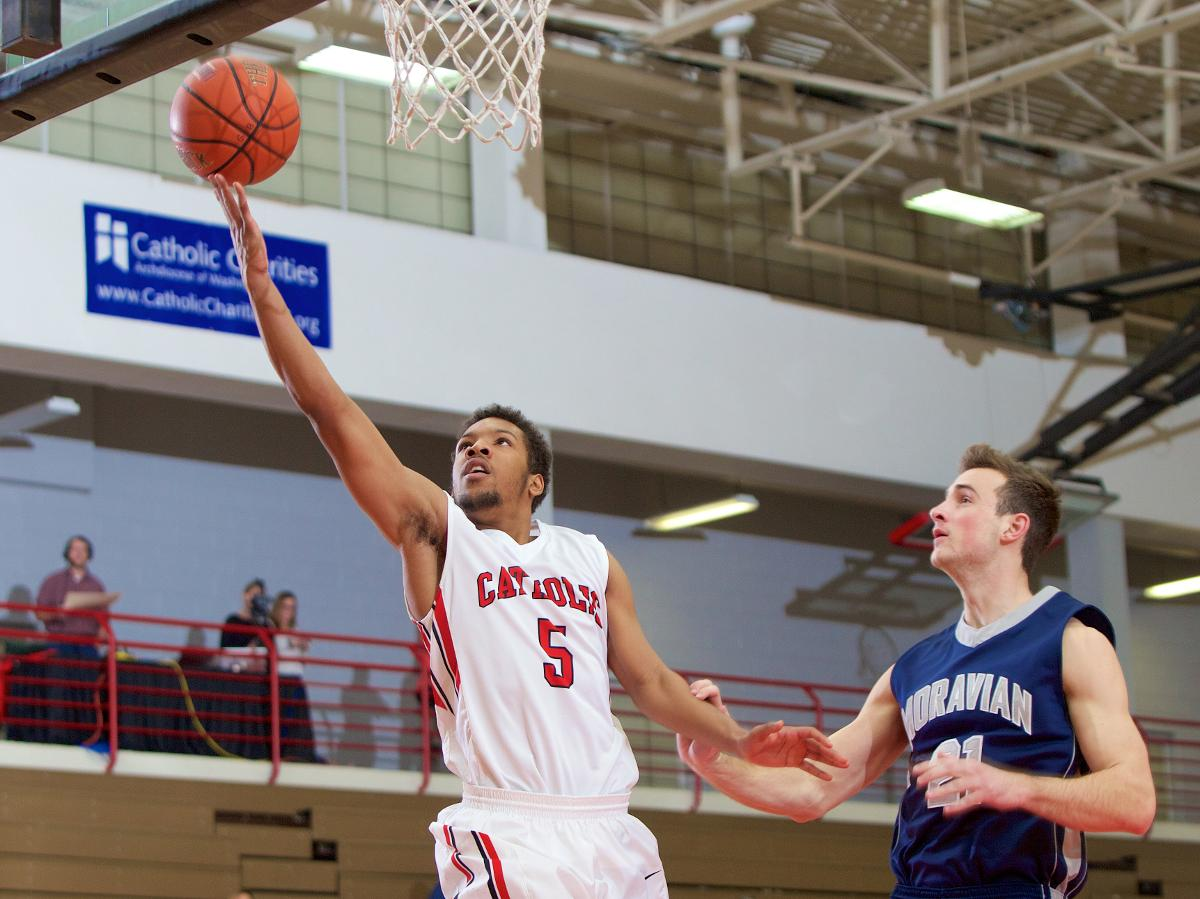 Howard, Fonville, Stout Defense Propel Cardinals by Moravian, 83-63