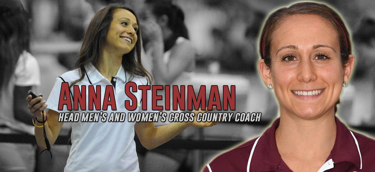 Steinman Named Springfield College Head Men's and Women's Cross Country Coach