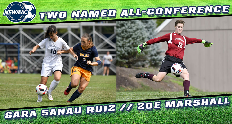 Two From Soccer Garner All-Conference