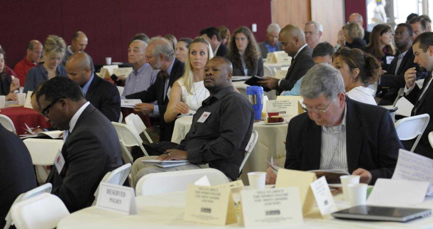 SCU Athletics Co-Hosts 4th Annual Sports Law and Ethics Symposium