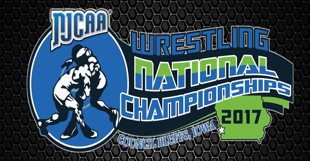 5 Wrestlers Qualify for NJCAA National Wrestling Championships