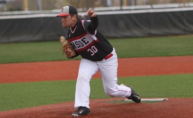 Another Pitching Gem Keeps Baseball Alive in Tourney