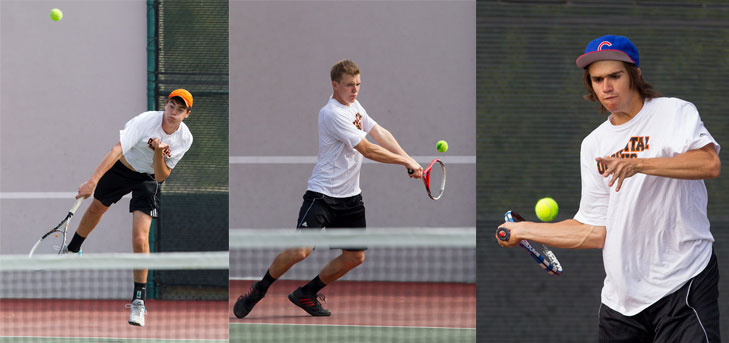 Five Tigers Compete at the ITA Fall Tournament