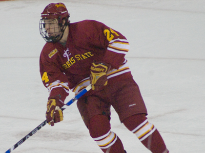 Ferris State Posts Shootout Win Over Nation's Top-Ranked Team